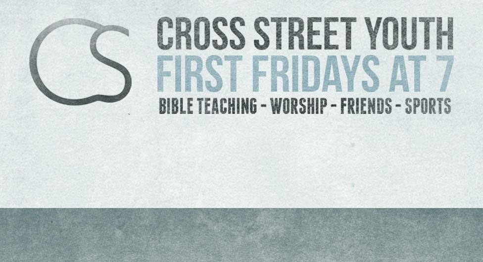 Cross Street website Front