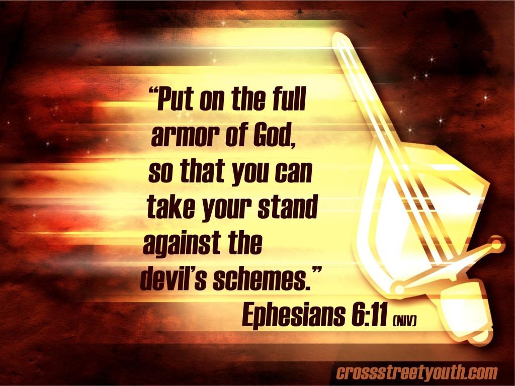 Ephesians 6-11
