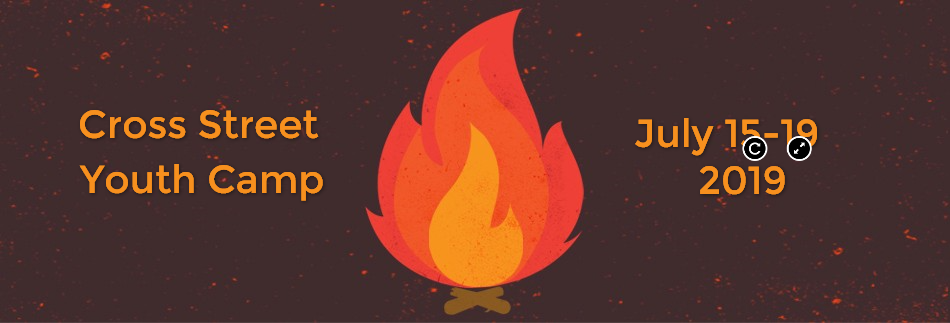Bonfire Ministry Website Banner