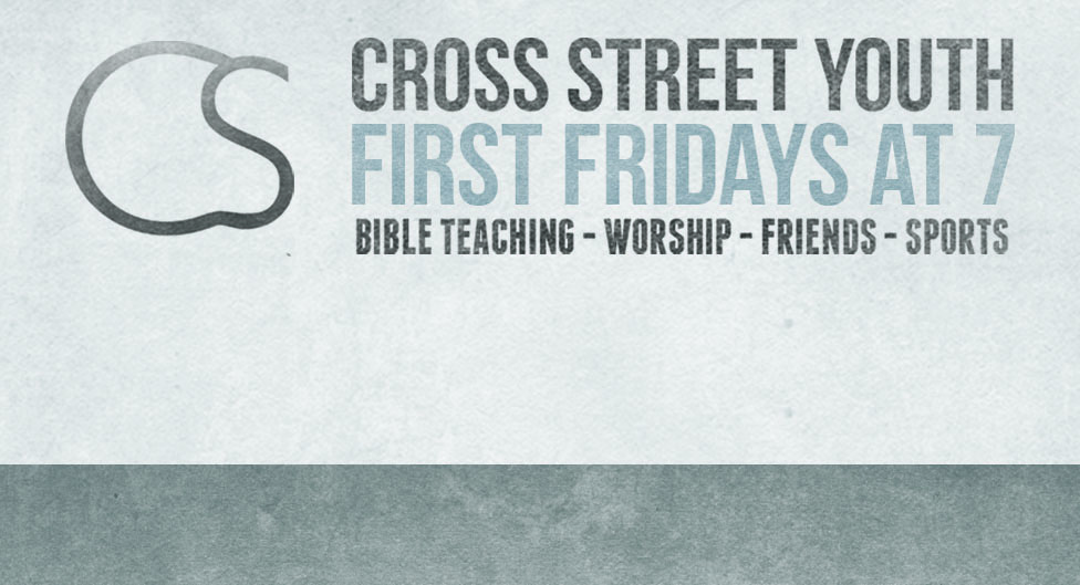 Cross Street website Front