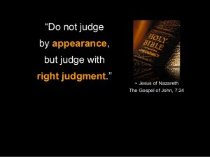 John 7 - 24 Judge Righteous Judgement